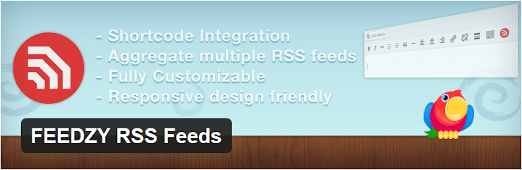 FEEDZY RSS Feeds Plugin