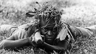 A Biafran Soldier