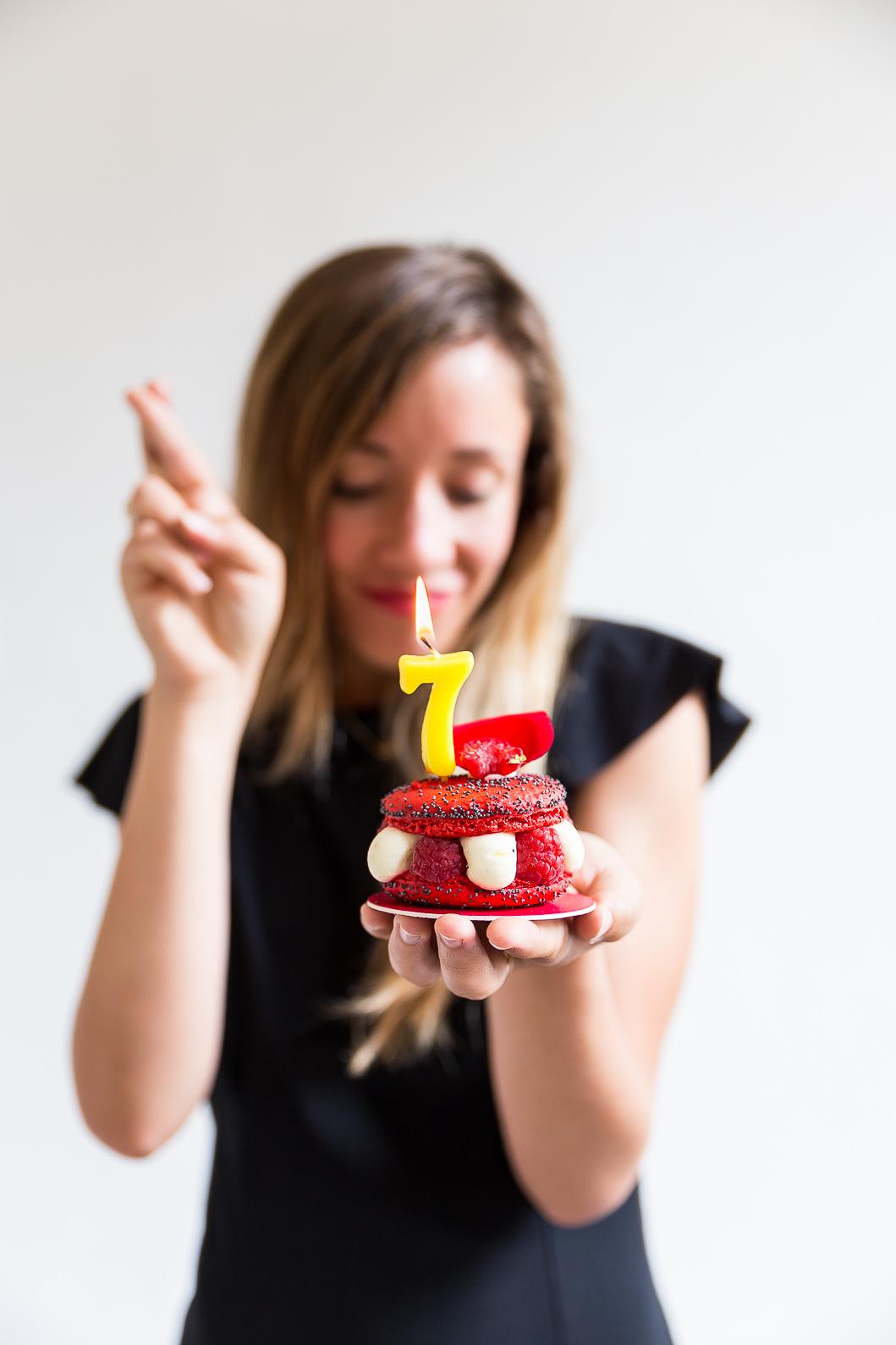 La penderie de chloé anniversaire blog