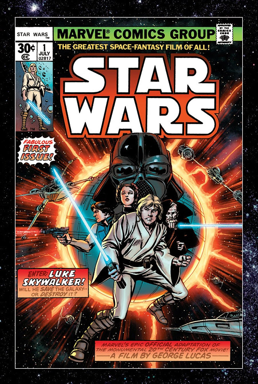 Weird Science Dc Comics Star Wars Episode Iv A New Hope Ogn Hc Preview