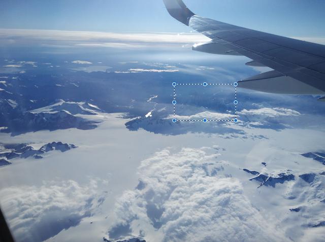 Campos de hielo Sur y monte Fitz- Roy