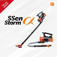 Dusdusan Ssenstorm Vacuum Cleaner (Set of 16) ANDHIMIND