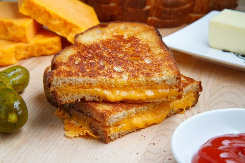 perfect grilled cheese how to make the grilled cheese sandwich recipe on 12293