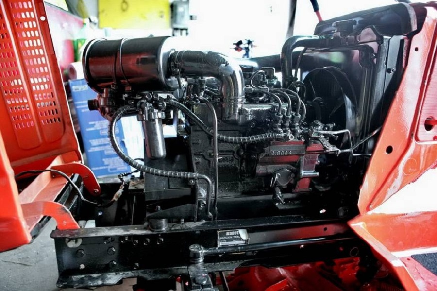 A Detailed Troubleshooting Guide for Kubota Diesel Engines