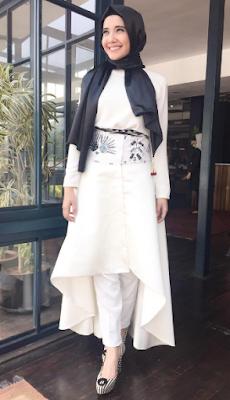 Model Baju Zaskia Sungkar Terbaru Paling Diminati Muslimah