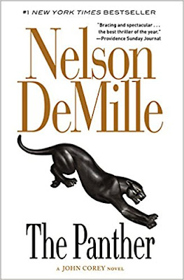 The Panther by Nelson DeMille (Book cover)