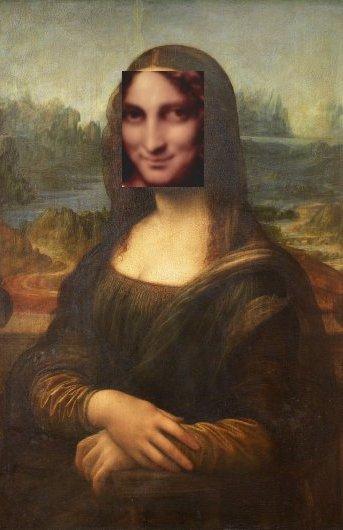 Bytes: Da Vinci: The Early Years and Beyond, Part 2 Da Vinci Mona Lisa