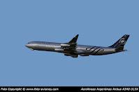 Airbus A340 LV-FPV