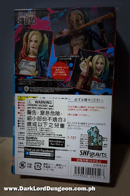 SH Figuarts Suicide Squad Harley Quinn Action Figure Review