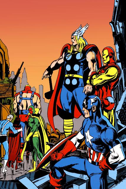 kree skrull war comics