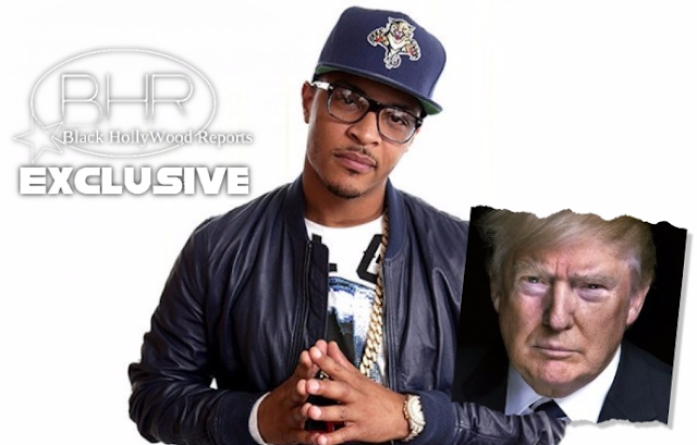 """King Of The South"" T.I. Blast Kanye West And Steve Harvey For Meeting With Donald Trump"