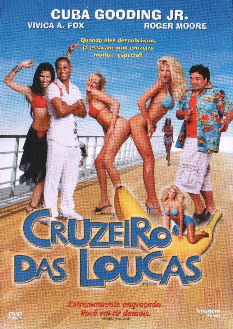 Imagem Cruzeiro das Loucas - Dublado