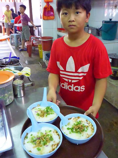 Hometown- Flavours-拉美士雞絲粥六味湯-Labis-Chicken-Porridge