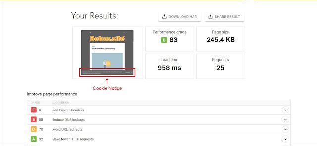 Perlukah Memasang Cookie Notice Pada Blogger?