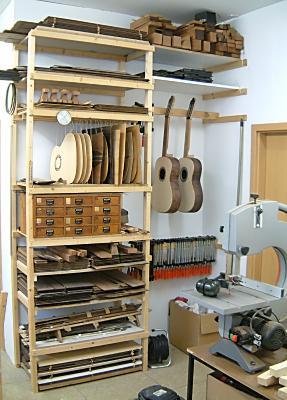 the luthiers workshop thomas eichert. Black Bedroom Furniture Sets. Home Design Ideas