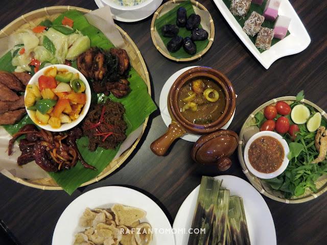 Set Menu Ramadhan 2017 - Set Menu Istimewa Sempena Buka Puasa Di Grandmamas