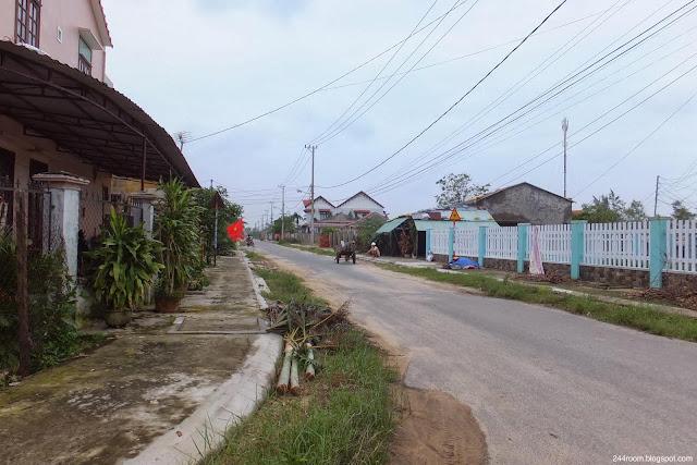 ホイアンの街角 Hoian-street