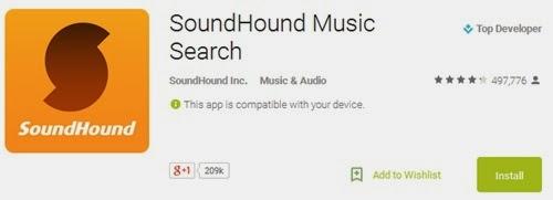 Aplikasi Judul Lagu