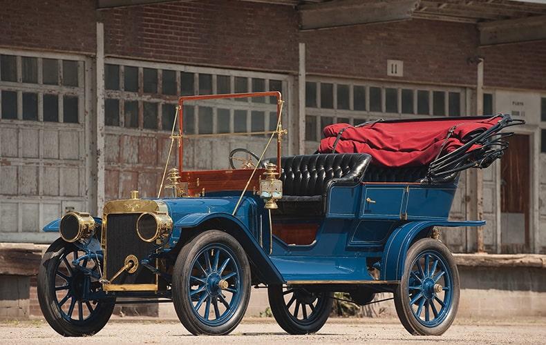 Ford история компании