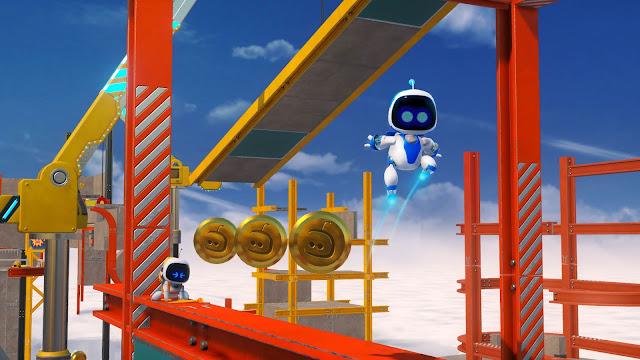Sony anuncia Astrobot para PlayStation VR