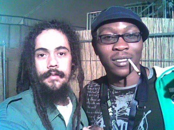 Fela Kuti and Bob Marley's sons,Damian and Seun,keep the