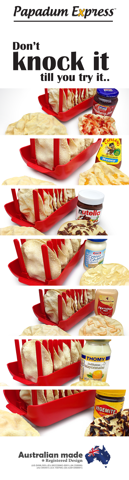Vegemite-Kraft-Cheese-Nutella-Strawberry-Jam-Cottees-Nandos-Perinaise-Thomy-mayonnaise-Capilano-Honey-Pure-Bee-papad-how-microwave-papadum-express-frying-pan-microwave-can-you-cook-sharwoods-pupp2