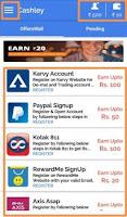 cashley app offers