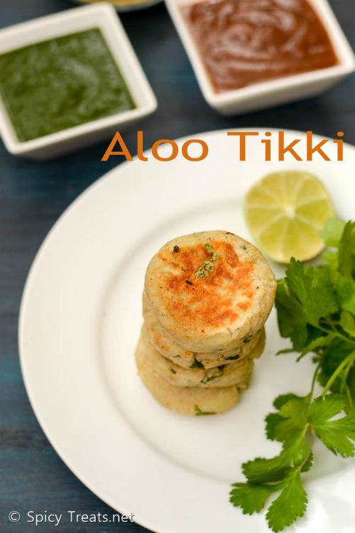 Easy Aloo Tikki