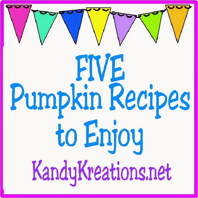 You'll love these five pumpkin recipes to enjoy this fall.   With a pumpkin cream pie trifle, mini pumpkin pies, cranberry pumpkin pie spice muffins, pumpkin spice muffins, and a Pumpkin Spice Facial scrub you'll have enough pumpkin to last you all year long!