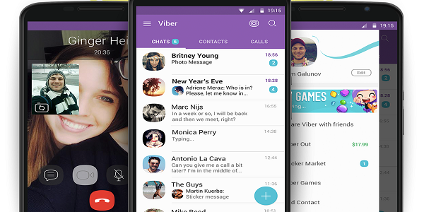 Aplikasi Viber