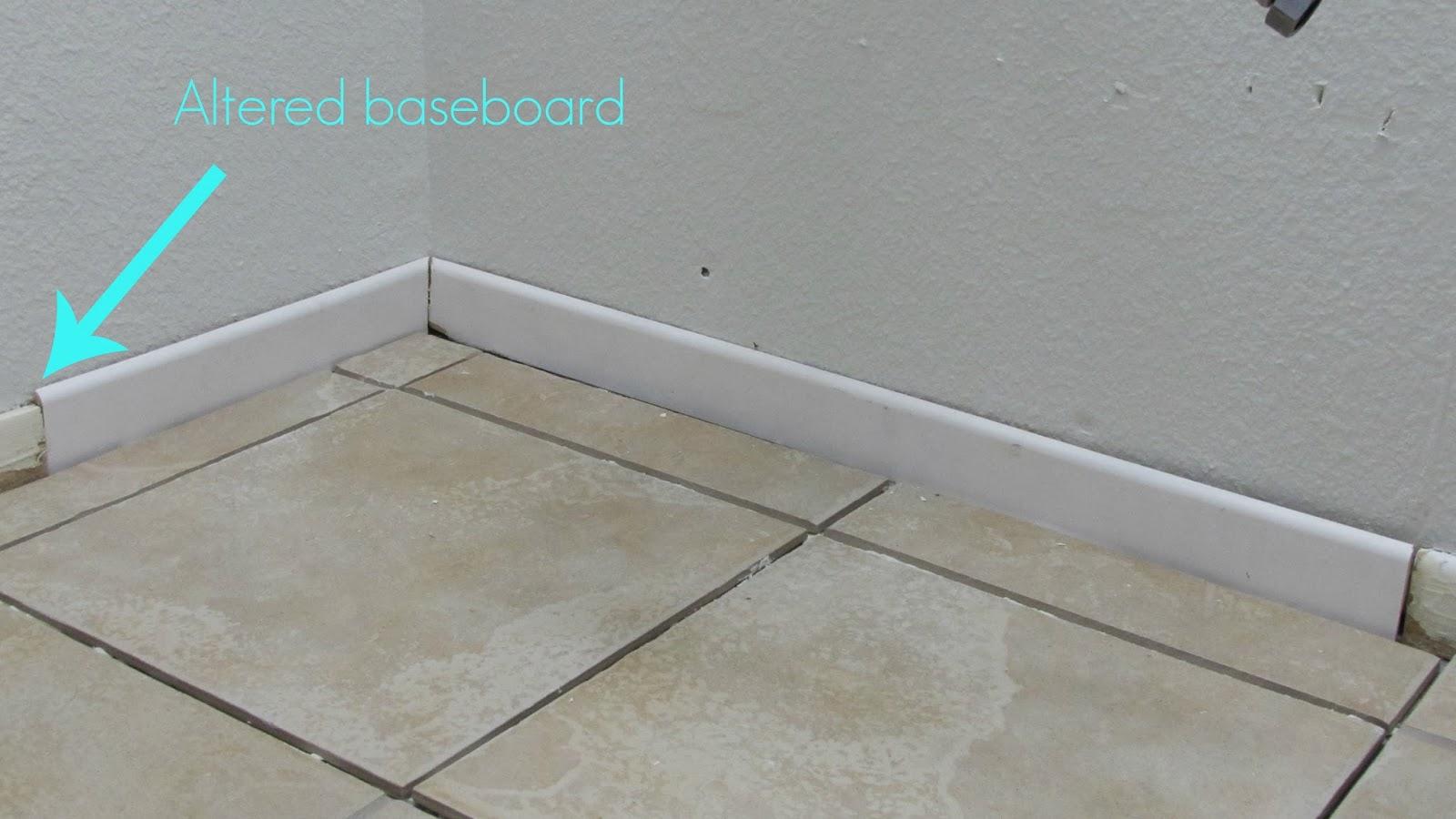 Adventures In Diy Hall Bathroom Reno Floor Tile