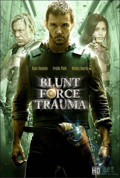 Download Film Blunt Force Trauma (2016) Bluray Subtitle Indonesia