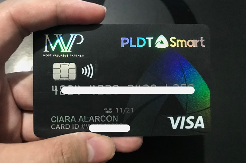 MVP Rewards Card
