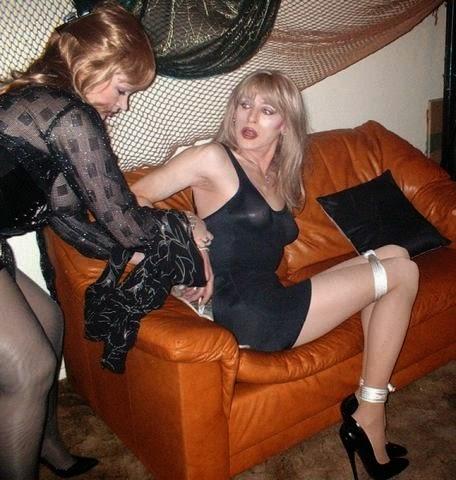 Femdom transvestite blogs stories