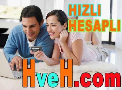 HveH.COM Hızlı ve Hesaplı Alışveriş Domaini