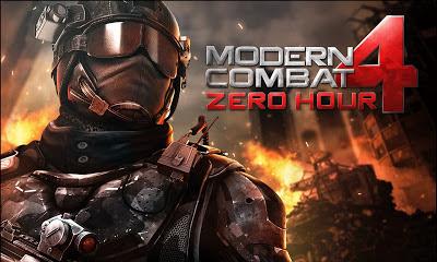 Download Modern Combat 4 Zero Hour
