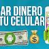 5 Mejores Aplicaciones para Ganar Dinero Con Tu Celular [DINERO FÁCIL Y RÁPIDO]