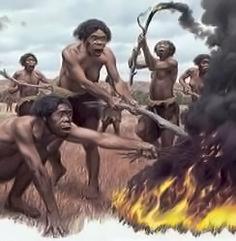 conquista%2Bdel%2Bfuego%2Bprehistorica - Historia y Simbolismo del Fuego