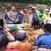 Polres Bima Salurkan Bantuan untuk Korban Gempa Lombok, ini Rangkaiannya