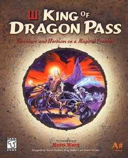 King of Dragon Pass wallpapers, screenshots, images, photos, cover, poster