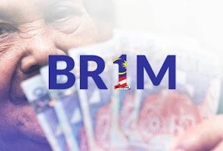 Sekitar 7 juta orang terima BR1M bermula esok, Isnin melalui akaun bank