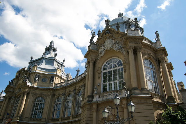 Parco Municipale-Budapest