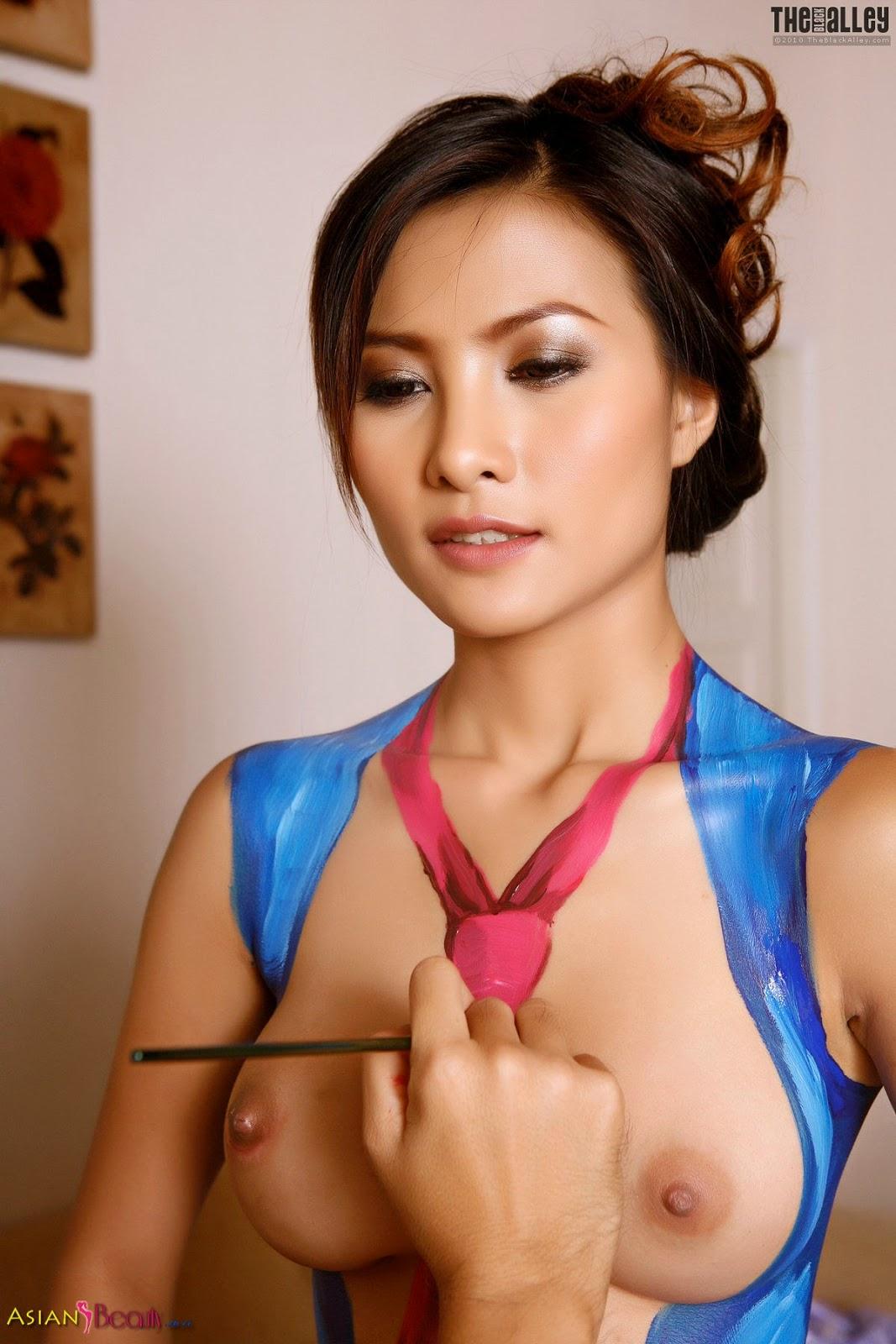 Thai Model Porn 44