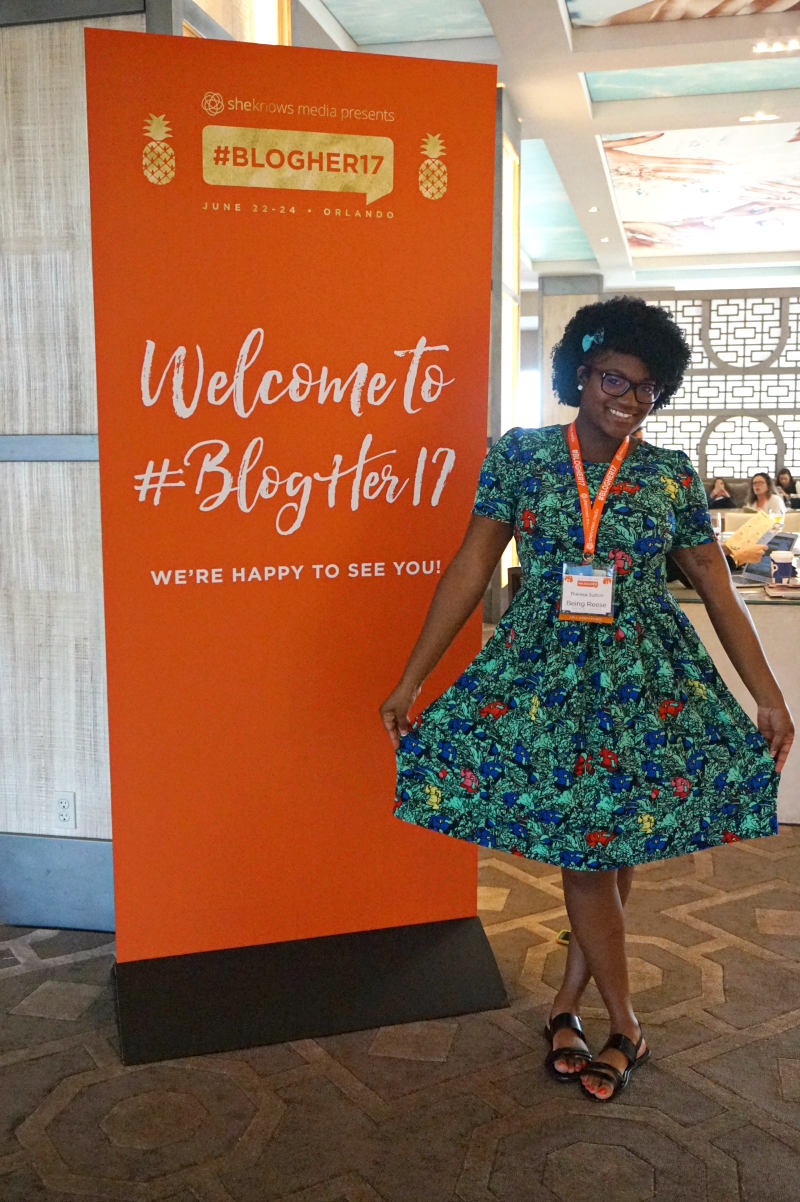 BlogHer17 welcome