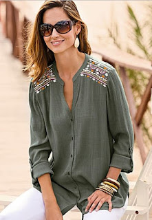 Blusas, Elegantes, Distinguidas