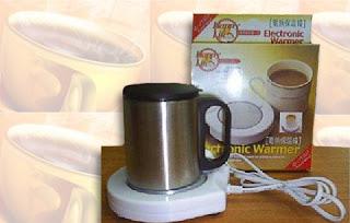 jual barang unik china di surabaya, grosir barang unik murah surabaya, dropship barang unik surabaya, jual alat pemanas kopi dan teh, harga alat pemanas kopi
