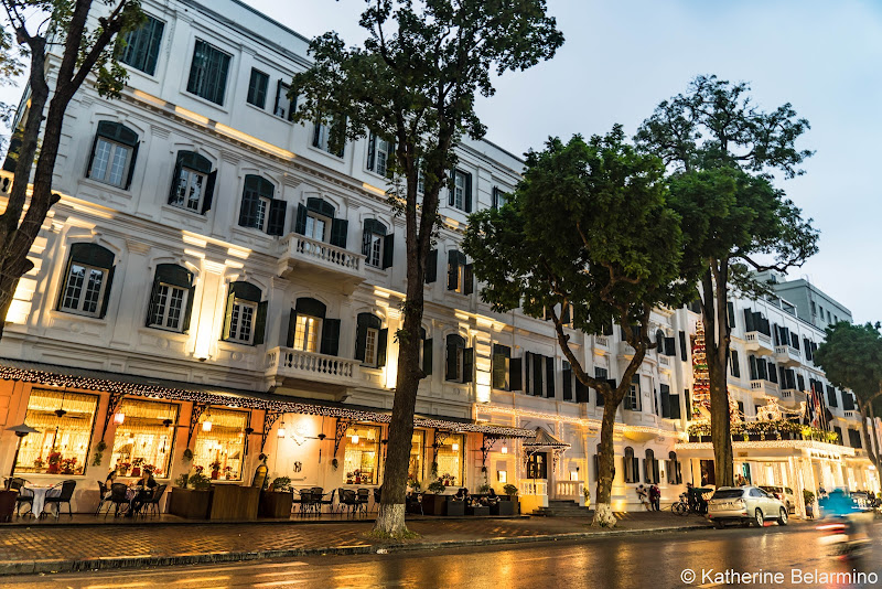 Sofitel Legend Metropole Hanoi Things to Do in Hanoi Vietnam