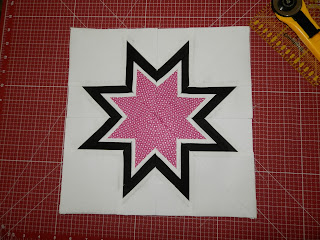 lone-starburst-paper-piecing