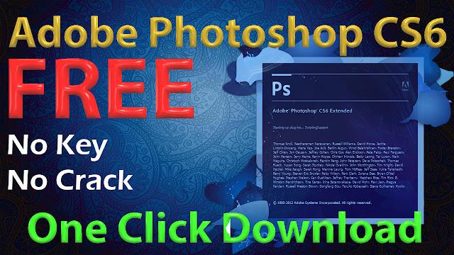 Adobe Photoshop CS6 For 32bit and 64 bit