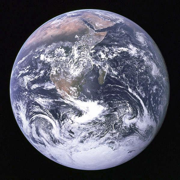 Blue Marble - foto da Terra